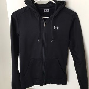 Under Armour Hooded Full Zip Sweatshirt